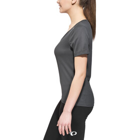 Odlo Cubic Shirt SS Crew Neck Damen ebony grey/black